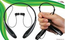 هدست بلوتوث الجی تون الترا HBS-800 گردنی LG TONE ULTRA HBS-800 Headset Bluetooth Stereo